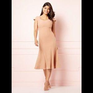 eva mendes For New York & Company Flare Dress 10